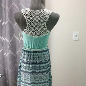 Girls size 16 Hilo racerback dress